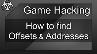 Game Hacking #6 - How to find Memory static Addresses & Offsets with Cheat Engine for any Game