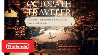 Octopath Traveler - Paths of Ritual and Research Trailer - Nintendo Switch