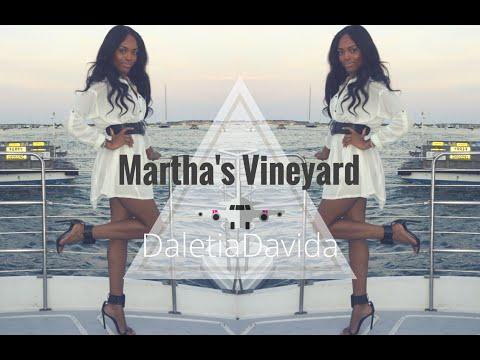 TRAVEL WITH ME VLOG! To Marthas Vineyard