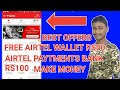 Airtel Loot Offers | Best Offers | Free Rs50 Airtel Offer | Airtel Payments Bank Free Rs100