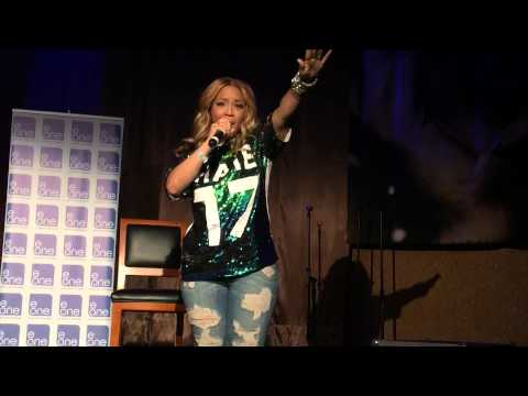 I Luh God - Erica Campbell eOne Afterparty