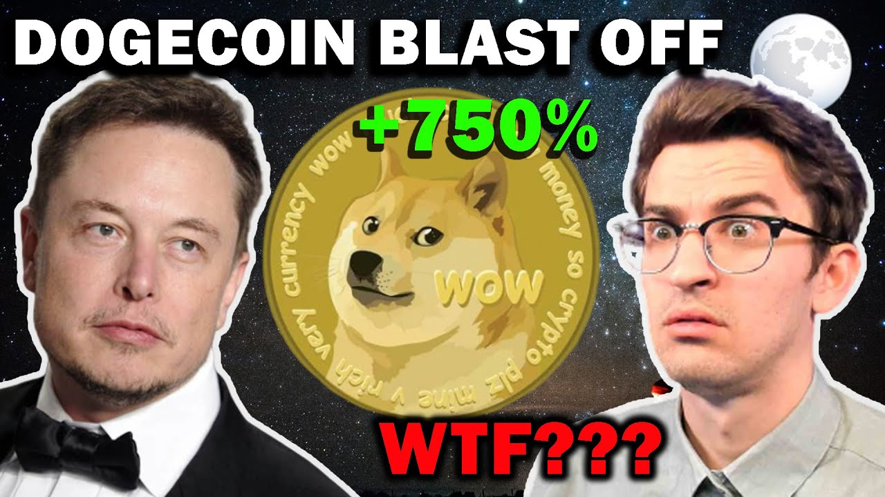 IS DOGECOIN GOING TO $1?? Elon Musk On DOGE And Stocks - YouTube