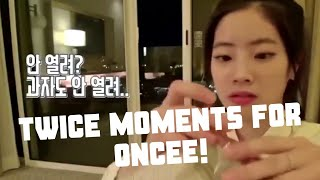 TWICE FUNNY & BEST MOMENTS for ONCE! #23