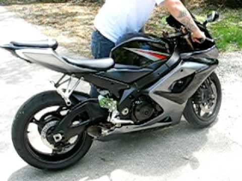 Slash Cut Exhaust Suzuki