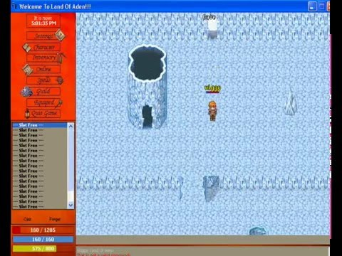 Land Of Aden Online MMORPG 2d