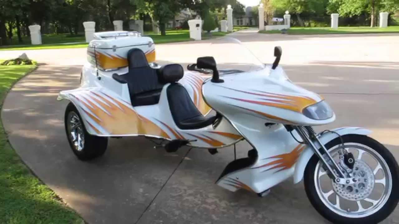 RoadHawk Trike, 2300cc vw Power Dual Webers, Automatic