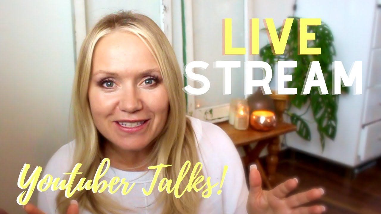 Download Live Stream! Youtuber talks! Shorts, Morningfame, keeping your chin up!