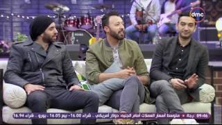 ده كلام - احمد فهمي : شامي اطيب واحد و نادر
