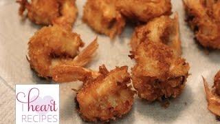 Fried Coconut Shrimp   I Heart Recipes