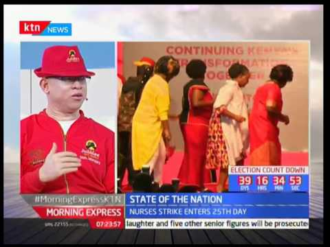 State of the Nation : Analysis on  Jubilee and NASA