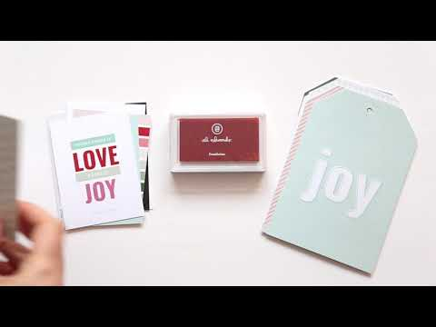 Story Stamp™ | Joy Overview