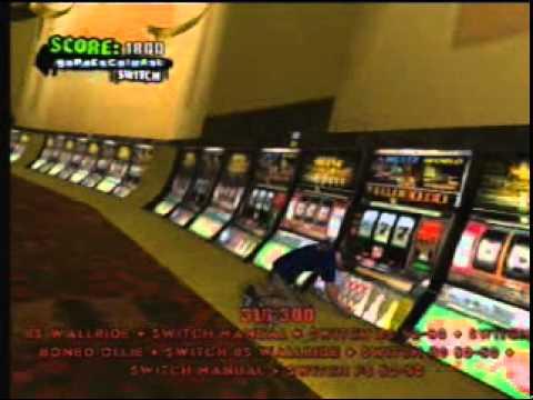 Tony hawk american wasteland casino gaps logo quiz game 2
