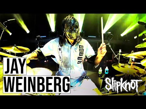 Zildjian Performance - Jay Weinberg plays