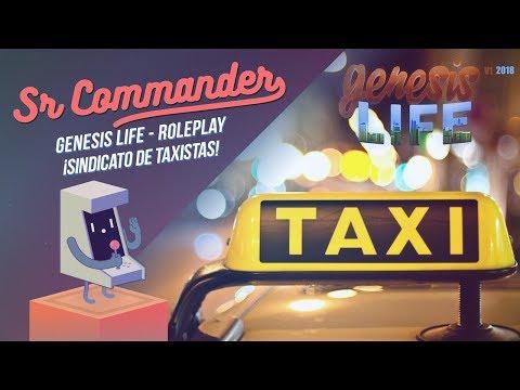[Twitch] Arma 3 - Genesis Life Role Play - Sindicato de Taxistas