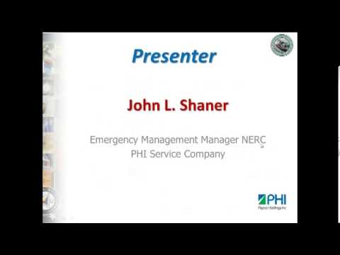 Understanding the National Power Grid Webinar 07302013