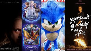 Sonic, Disney Movies, Invisible Men & Fire Portraits - The Quest For The Best #5