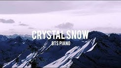 BTS (방탄소년단) - CRYSTAL SNOW PIANO COVER by 지수