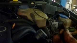 Ауди A4 двигатель 1.6 AHL. Часть 1.