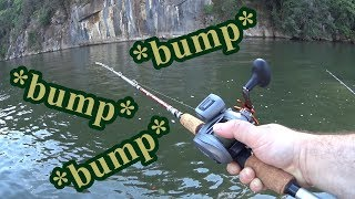 Cool Fishing Technique: Bumping for Catfish