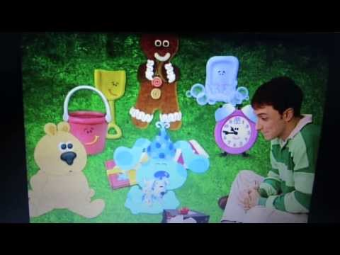 Blues Clues: Birthday Song Video