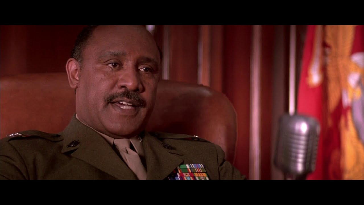 A Few Good Men (1992) - Colonel Jessup summoned to court