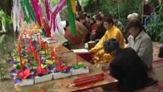 Chùa Thầy - Chùa một mái - Sài Sơn - Quốc Oai Đi lễ chùa quê bản đầy đủ.flv