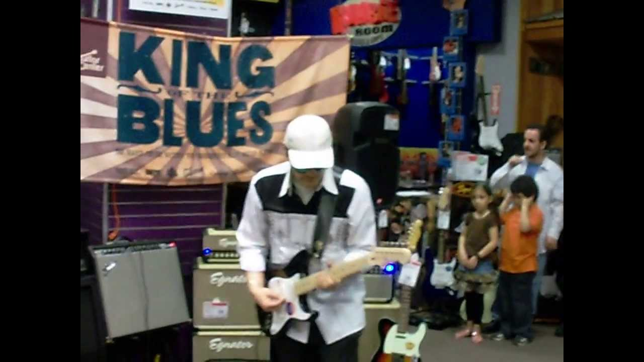 """Download """"Guitar Center Live - Battle Of The Blues / King Of The Blues Competition"""" (Blues) July 1, 2013"""