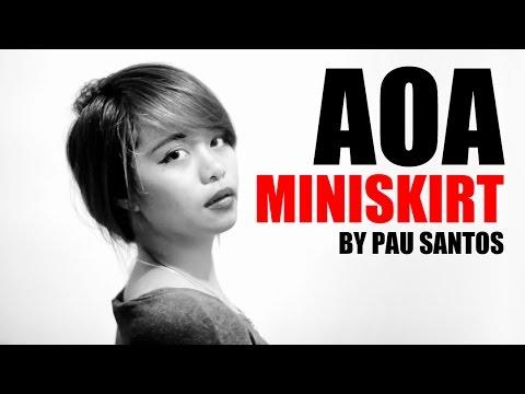 [COVER] AOA - MINISKIRT