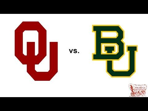 Oklahoma Highlights vs Baylor - 11/12/16