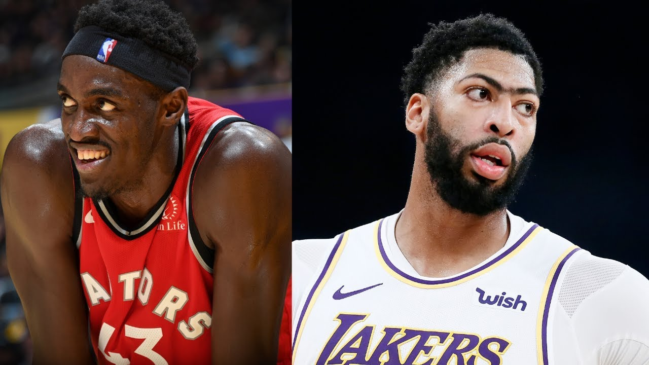 Pascal Siakam (24 PTS, 11 REB, 4 AST) vs. Anthony Davis (27 PTS, 8 REB, 4 BLK) Meet At Saples Center