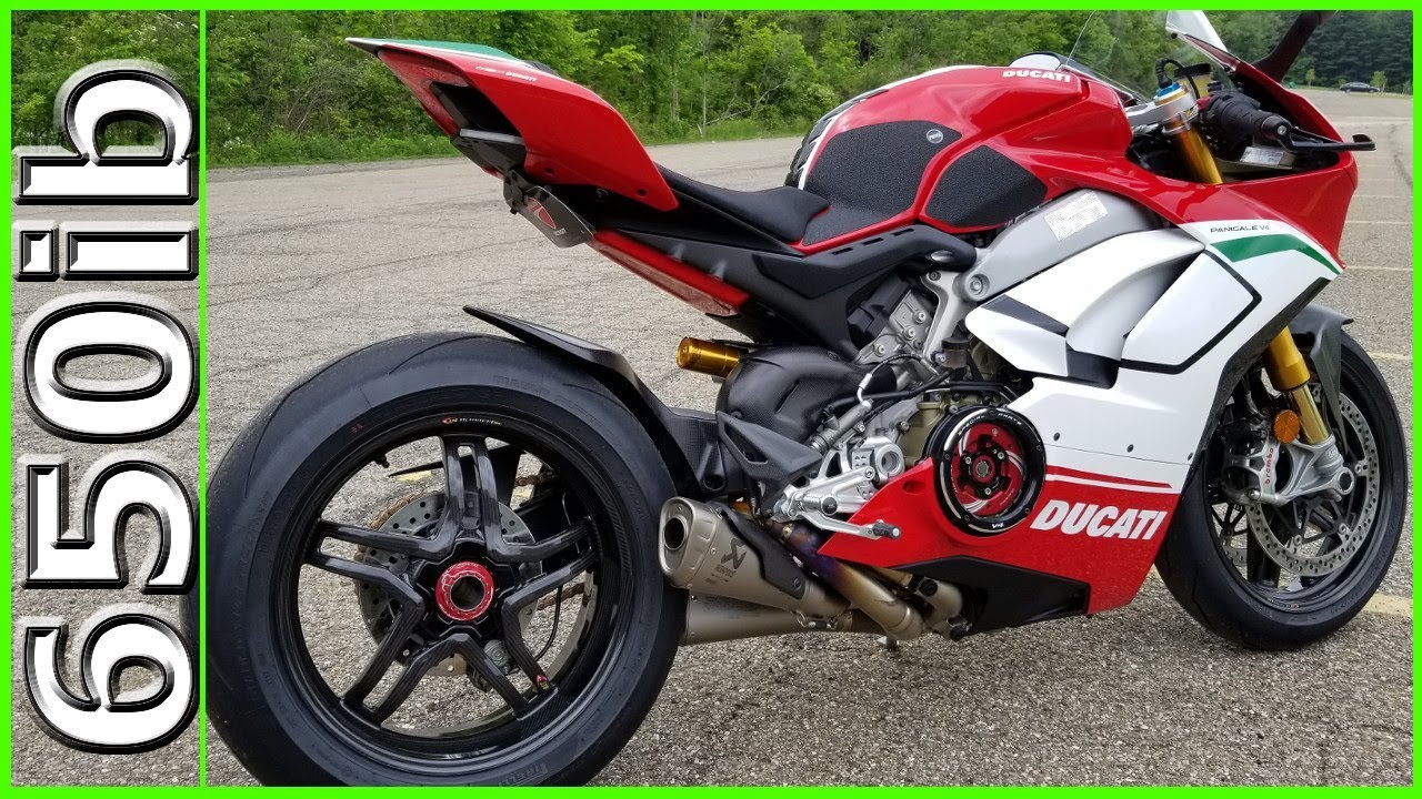 World S Most Beautiful Ducati V4 Speciale Youtube