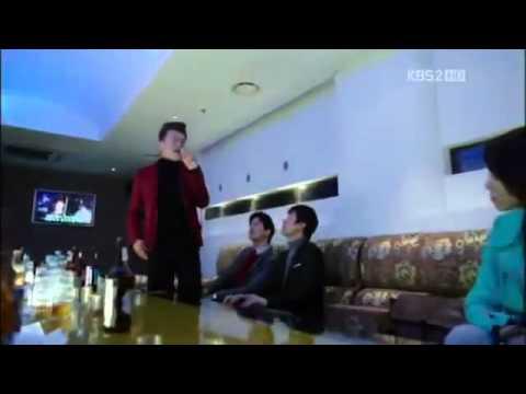 Kahi & JYP ( Karaoke ) - Dream High 2.FLV