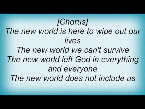 Hypocrisy - New World Lyrics