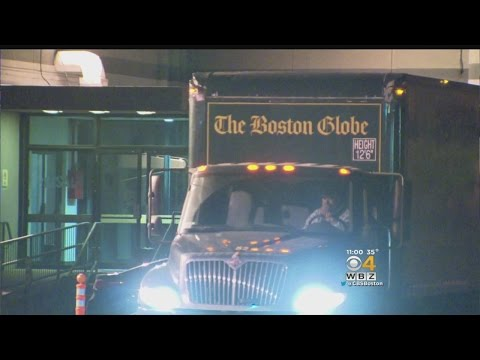 Boston Globe Editors, Reporters To Deliver Newspapers After Delivery Problems