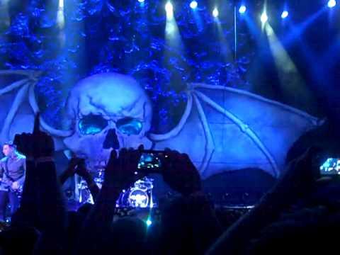 Avenged Sevenfold Nightmare Rockstar Energy Uproar Festival 2011 phoenix az