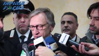 Sgominata dai carabinieri centrale di spaccio a Solofra   Intervista al Procuratore Rosario Cantelmo