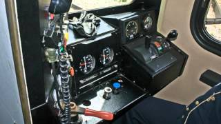 Interior K5LA Horn from Sounder Commuter Train Cab Car #304 (Terms of Use in Description)