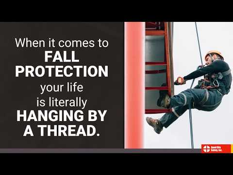 Leading Edge Fall Protection: Why SRL LE may Save a Worker's Life