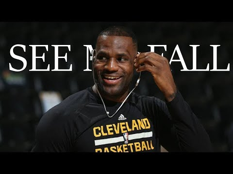 Lebron James 2017-2018 Promo ᴴᴰ 'See Me Fall' (10k Special)