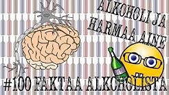 Alkoholi ja harmaa aine | #100faktaaalkoholista - 93