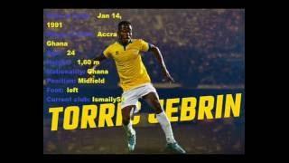 Torric Jebrin Goals, Skills , Assists, Passes, Tackles | Ismaily SC | 2015 / 2016