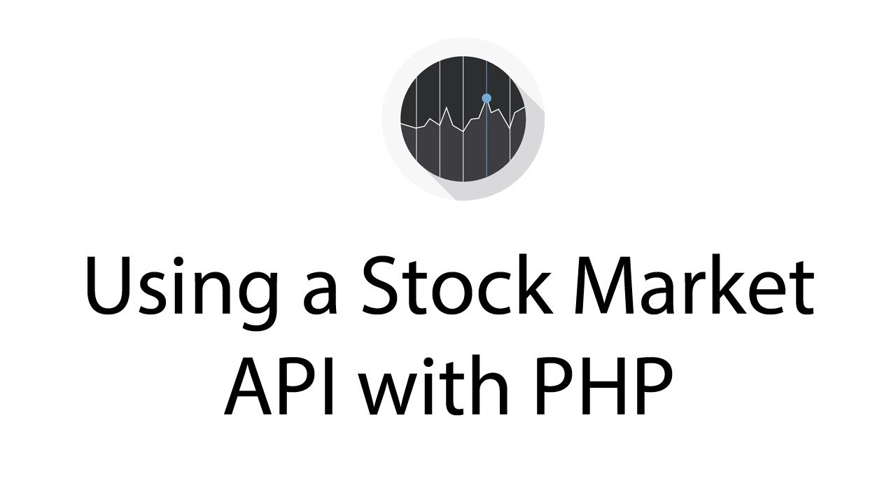 Using a Stock Market API with PHP