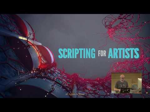 Scripting for Artists