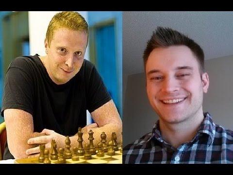 Match vs. GM Simon Williams [Dual Commentary]