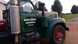 mack b75t thermodyne 673 diesel