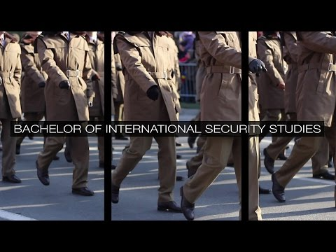 Bachelor of International Security Studies