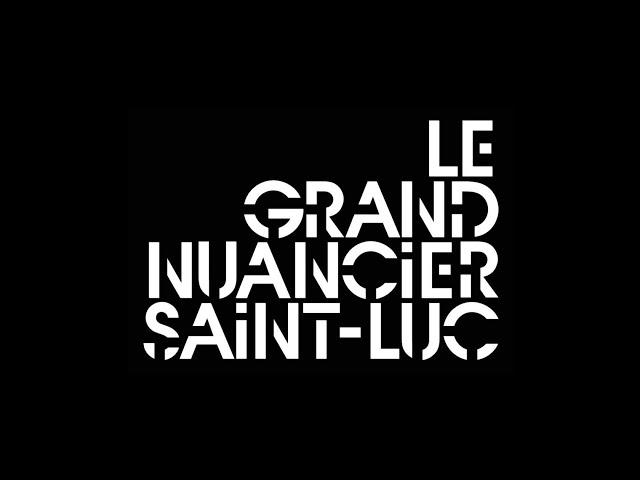 Le Grand Nuancier Saint-Luc - La couleur apprivoisée - v02 11/2018