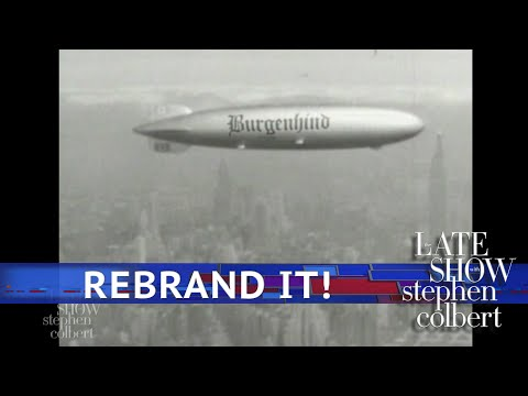 Trump's Solution For Everything: Rebrand!