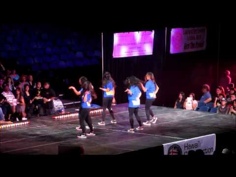 Hip Hop & Modern Tinikling at Laugh for Relief
