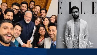 Gully Boy Trailer Drops, PM Modi's Selfie with Bollywood & More | FC Flash